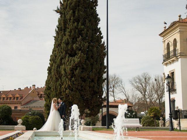 La boda de Juanjo y Tamara en Boecillo, Valladolid 15