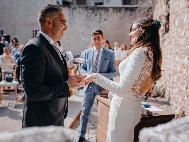 La boda de Daniel y Irene en El Rourell, Tarragona 36