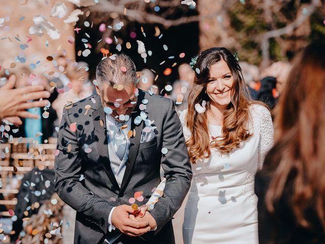 La boda de Daniel y Irene en El Rourell, Tarragona 40