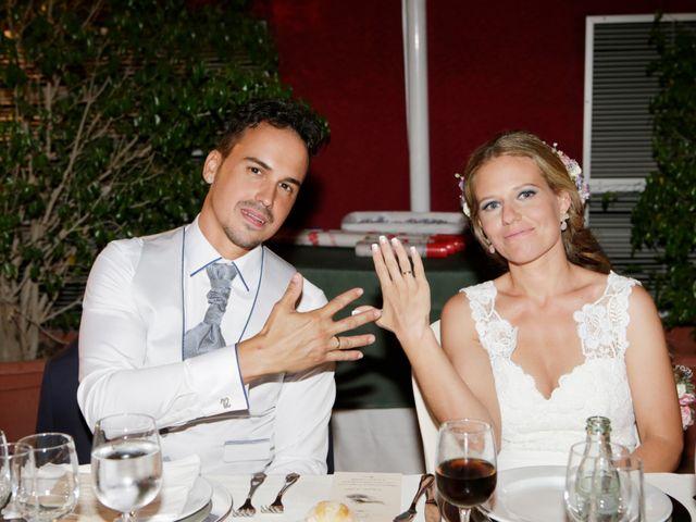 La boda de Alba y Jacob