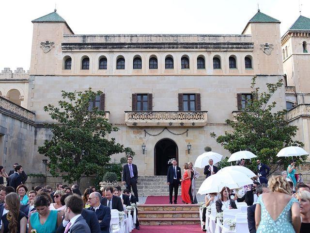 La boda de Roger y Belen en Banyeres Del Penedes, Tarragona 8