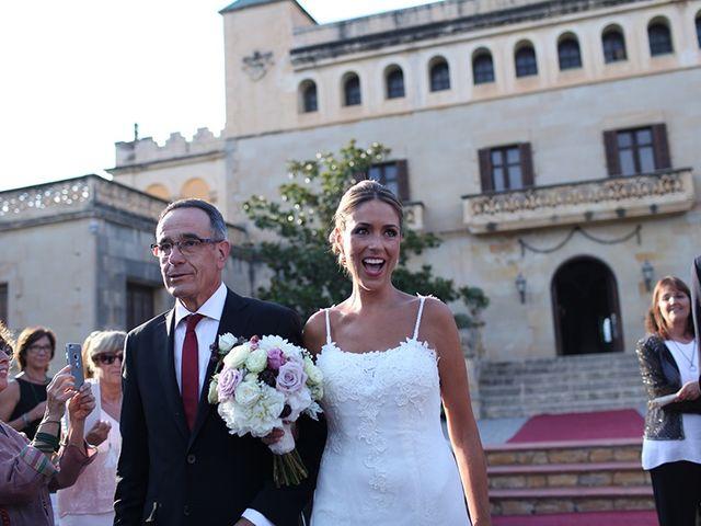La boda de Roger y Belen en Banyeres Del Penedes, Tarragona 10