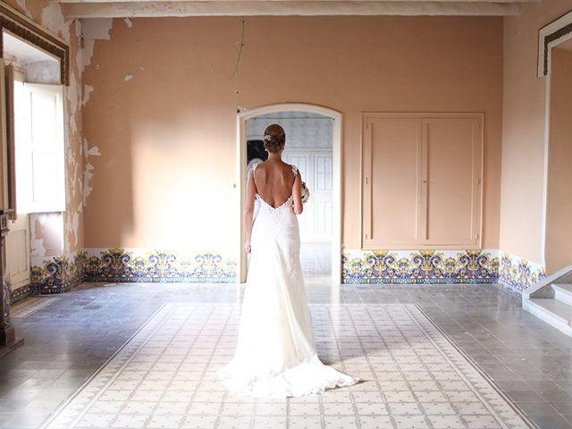 La boda de Roger y Belen en Banyeres Del Penedes, Tarragona 14