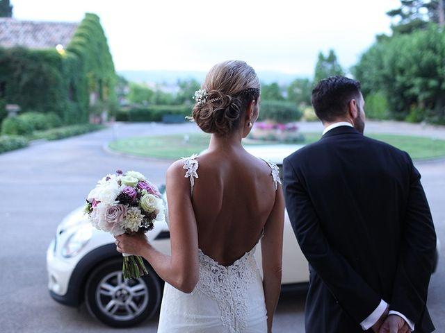 La boda de Roger y Belen en Banyeres Del Penedes, Tarragona 1