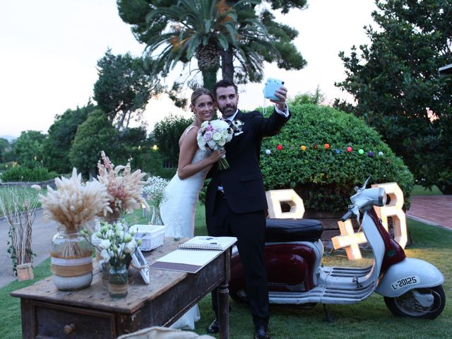 La boda de Belen y Roger