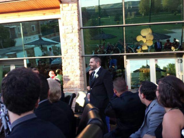 La boda de Victoria y David en Grijota, Palencia 1