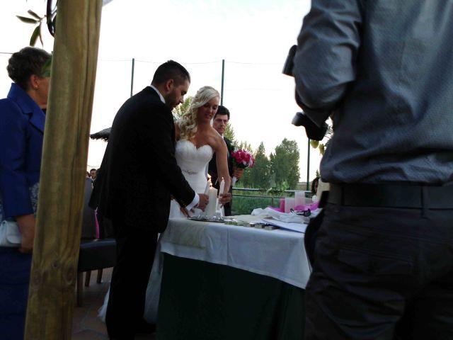La boda de Victoria y David en Grijota, Palencia 4