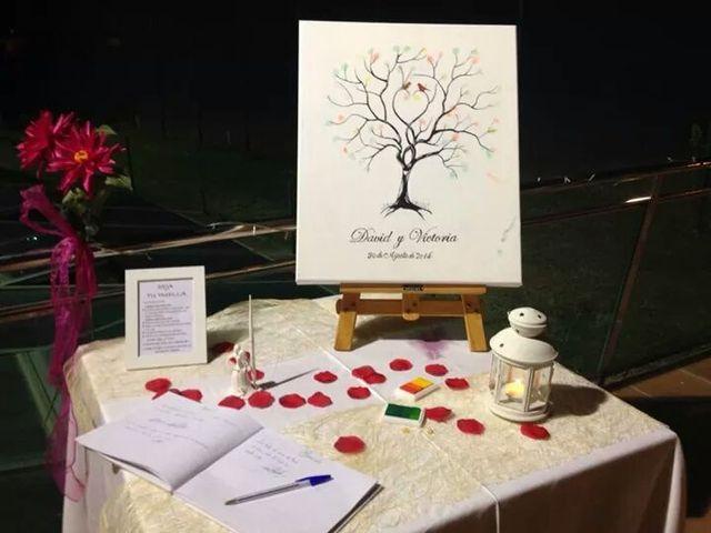 La boda de Victoria y David en Grijota, Palencia 6