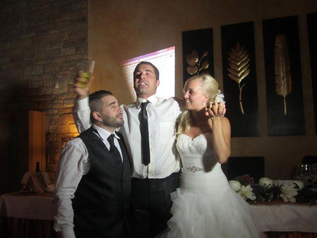 La boda de Victoria y David en Grijota, Palencia 13