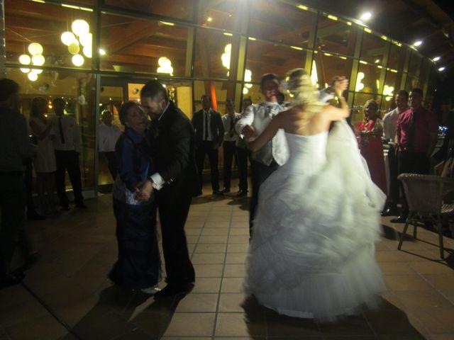 La boda de Victoria y David en Grijota, Palencia 17