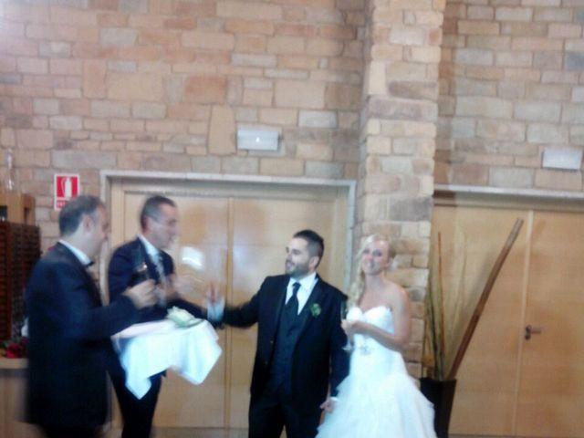 La boda de Victoria y David en Grijota, Palencia 24