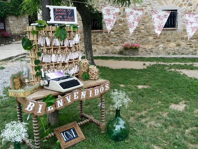 La boda de Jesus y Sara en Besalu, Girona 3