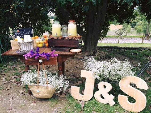 La boda de Jesus y Sara en Besalu, Girona 12
