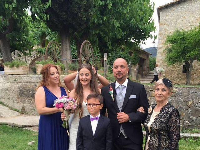 La boda de Jesus y Sara en Besalu, Girona 18