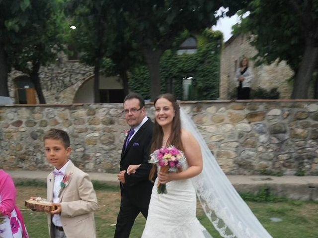 La boda de Jesus y Sara en Besalu, Girona 24