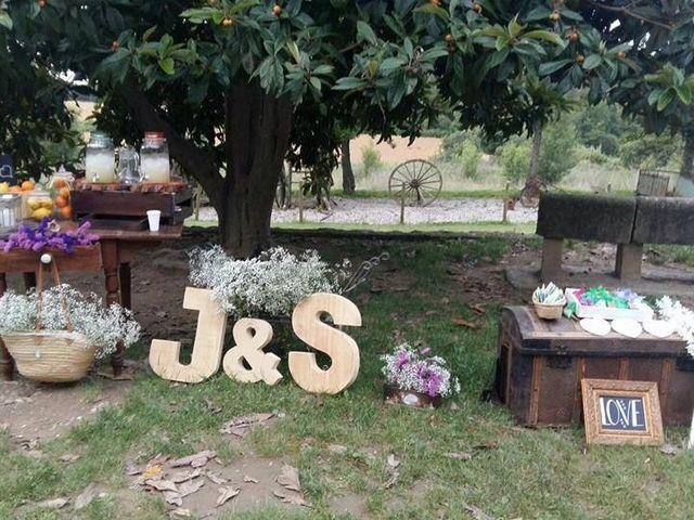 La boda de Jesus y Sara en Besalu, Girona 25