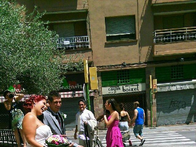 La boda de Francisco y Sandra en Mataró, Barcelona 3