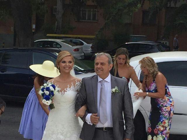 La boda de Juan Carlos  y Laura en San Fernando De Henares, Madrid 2