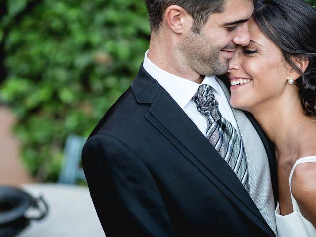 La boda de Sara y Oriol