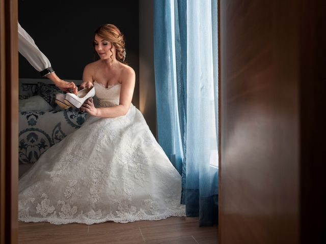 La boda de Francisco y Núria en Murcia, Murcia 11