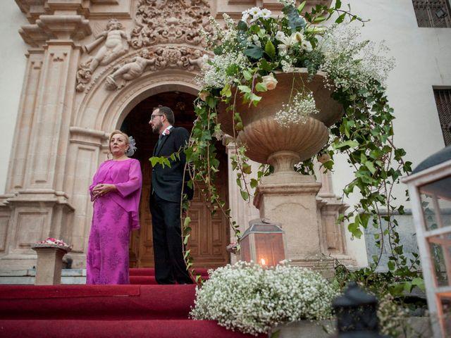 La boda de Francisco y Núria en Murcia, Murcia 15