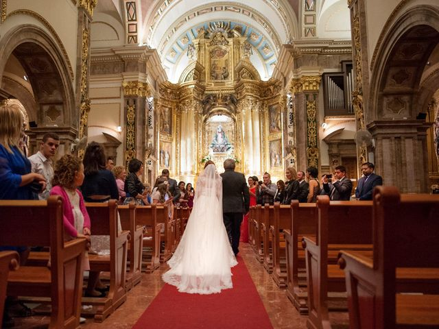 La boda de Francisco y Núria en Murcia, Murcia 19