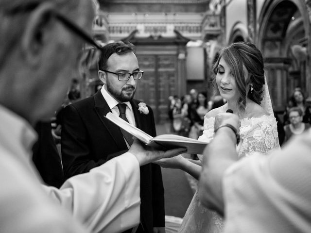 La boda de Francisco y Núria en Murcia, Murcia 21