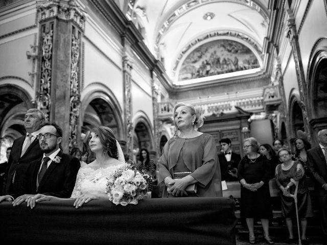 La boda de Francisco y Núria en Murcia, Murcia 22