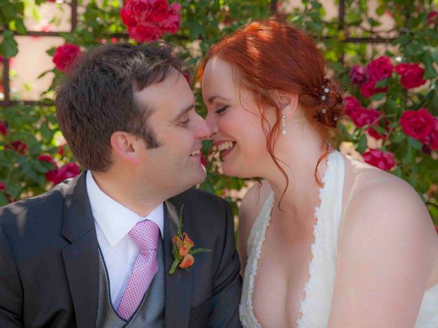 La boda de Clara y Sergio