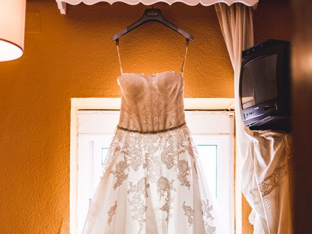 La boda de Manety y Nuria en Logrosan, Cáceres 11