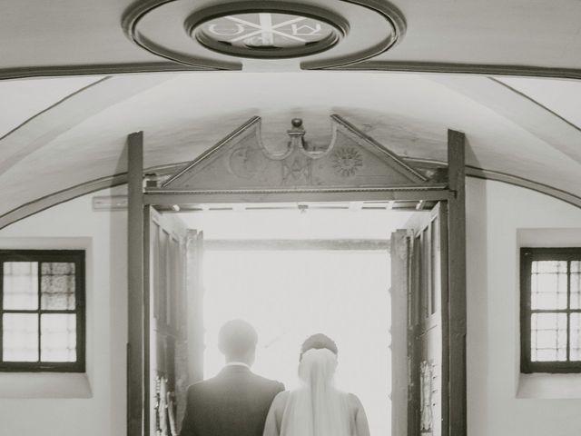 La boda de Manety y Nuria en Logrosan, Cáceres 15