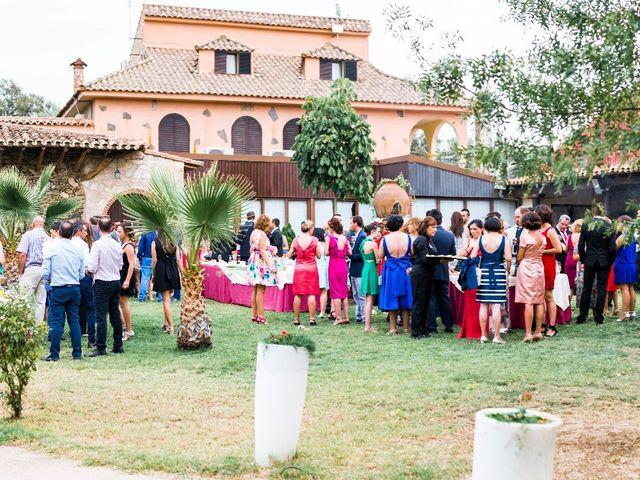 La boda de Manety y Nuria en Logrosan, Cáceres 21