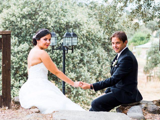 La boda de Manety y Nuria en Logrosan, Cáceres 22