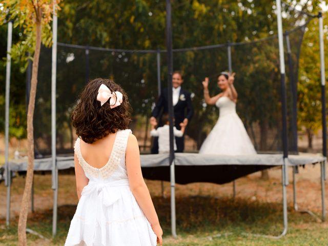 La boda de Manety y Nuria en Logrosan, Cáceres 24