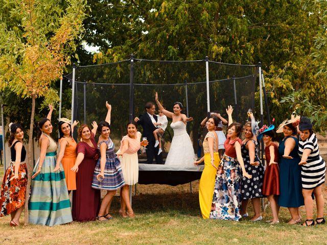 La boda de Manety y Nuria en Logrosan, Cáceres 25