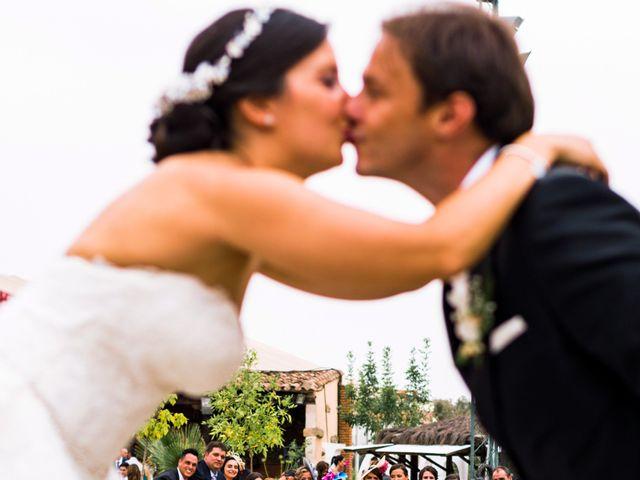 La boda de Manety y Nuria en Logrosan, Cáceres 27