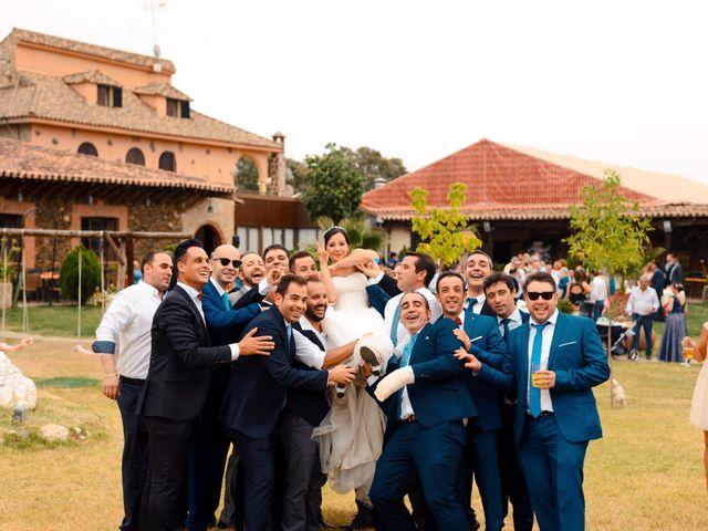 La boda de Manety y Nuria en Logrosan, Cáceres 28