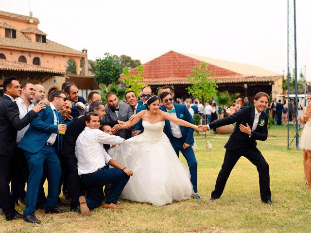 La boda de Manety y Nuria en Logrosan, Cáceres 29