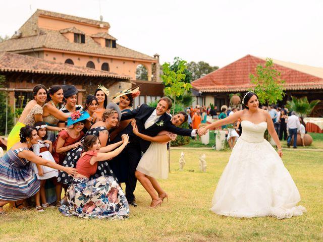 La boda de Manety y Nuria en Logrosan, Cáceres 2