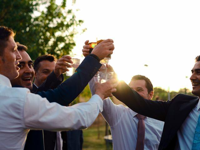 La boda de Manety y Nuria en Logrosan, Cáceres 32