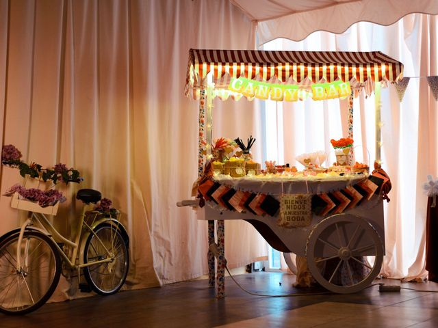 La boda de Manety y Nuria en Logrosan, Cáceres 34