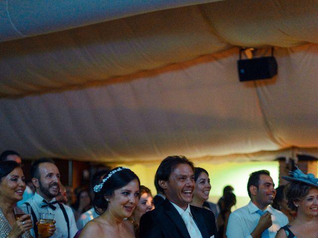 La boda de Manety y Nuria en Logrosan, Cáceres 38