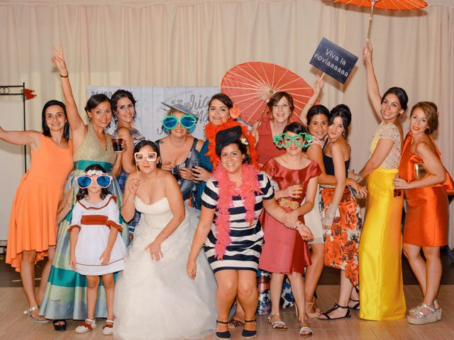 La boda de Manety y Nuria en Logrosan, Cáceres 42