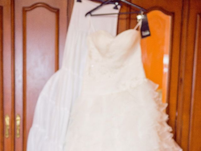 La boda de Nano y Yoli en Bueu (Resto Parroquia), Pontevedra 3