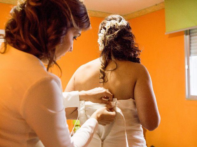 La boda de Nano y Yoli en Bueu (Resto Parroquia), Pontevedra 8