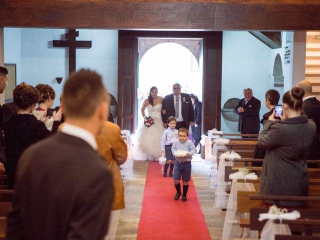 La boda de Nano y Yoli en Bueu (Resto Parroquia), Pontevedra 19