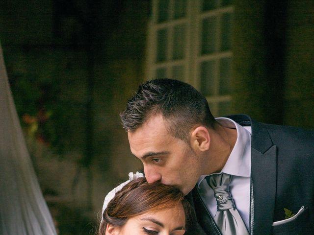 La boda de Nano y Yoli en Bueu (Resto Parroquia), Pontevedra 32