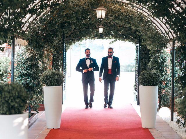 La boda de Alvaro y Rocío en Madrid, Madrid 5