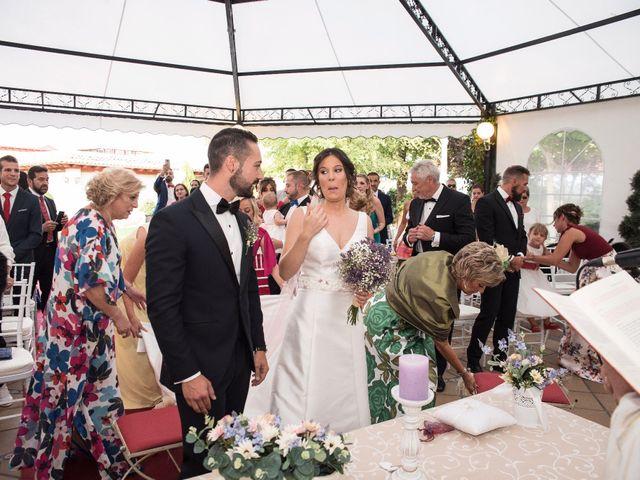 La boda de Alvaro y Rocío en Madrid, Madrid 8