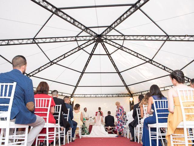 La boda de Alvaro y Rocío en Madrid, Madrid 9